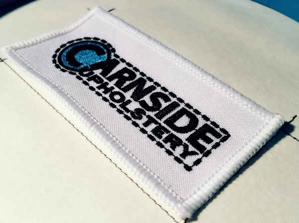 Carnside Upholstery Embroidery Badge
